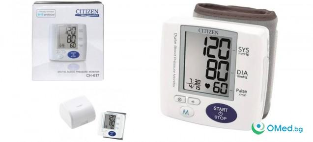 Домашен апарат за мерене на кръвно налягане!